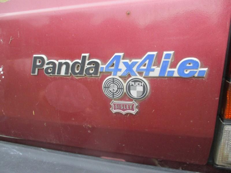 fiat panda 4x4 dova-vanik